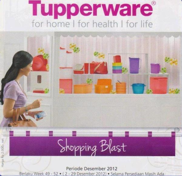 Promo Desember 2012 > Ikuti Juga Promo Tupperware Januari 2013 di Blog